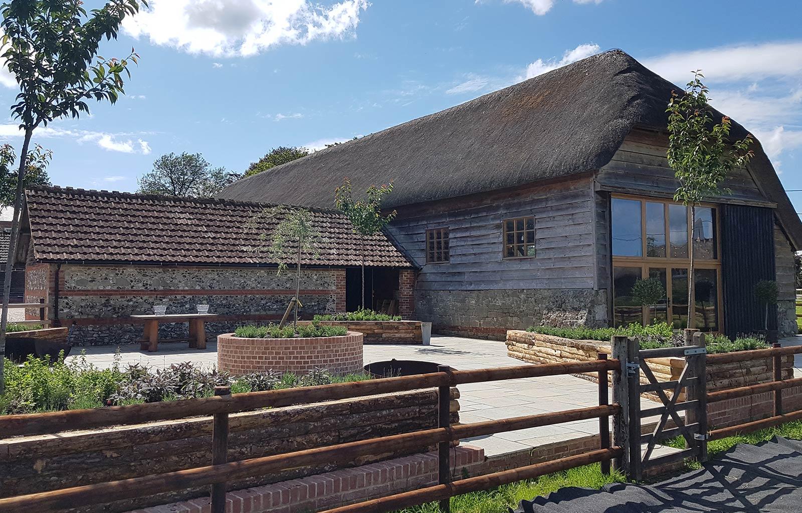Wedding & Private Hire Barn in Wiltshire | Bowerchalke Barn