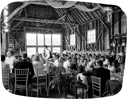 Traditional barn venue suitable for all events